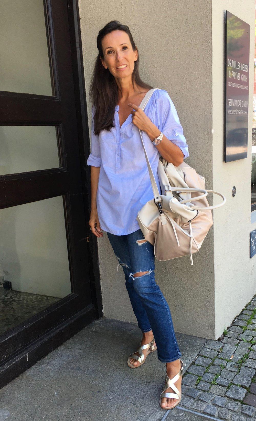 Destroyed_look Ü50 BeFifty Blog für Frauen über 50 Modetipps Blog für Frauen über 40