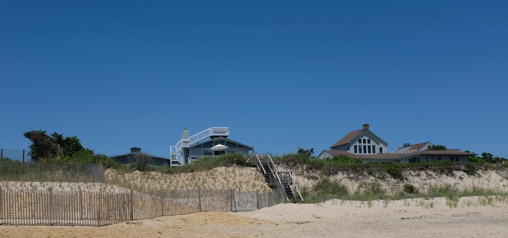 Strandhäuser in Montauk