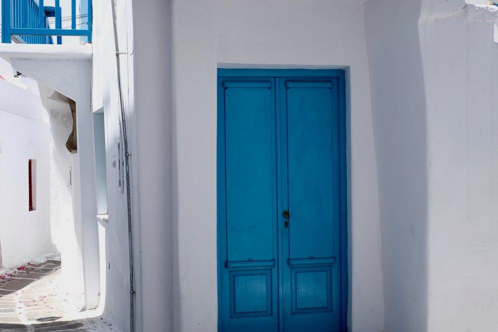 Mykonos Reiseblog Griechenland
