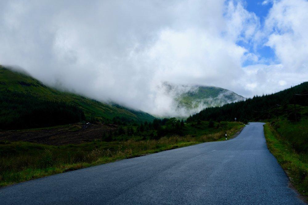 Schottland Reiseblog Highland