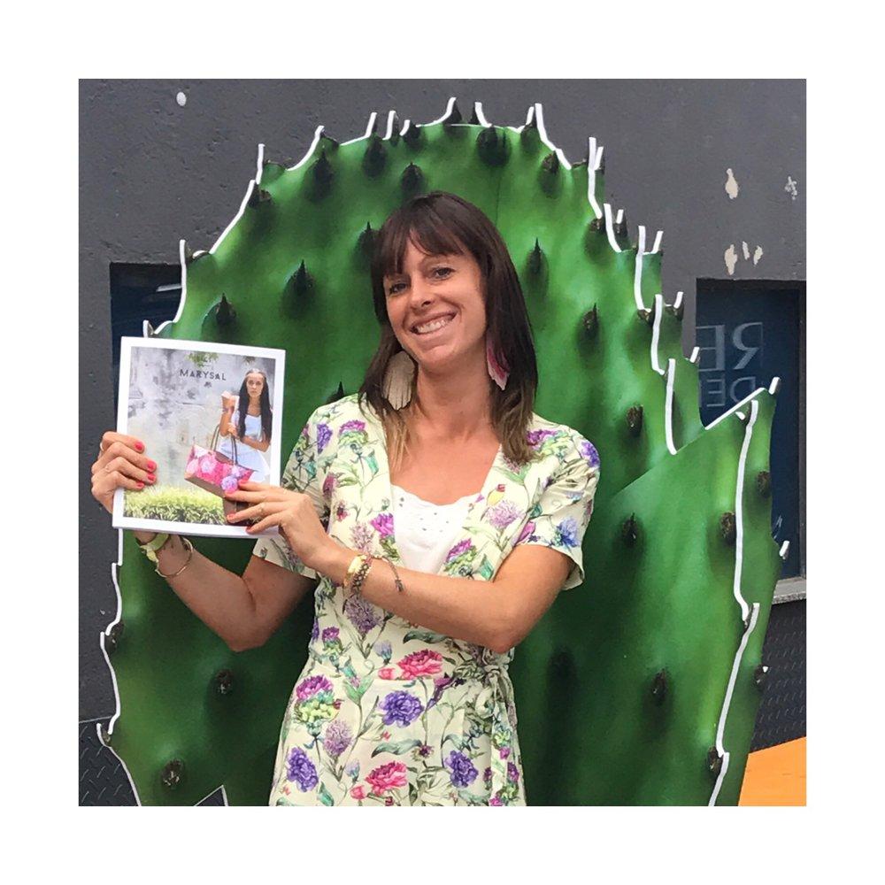 Aline von Mutzenbecher - Gründerin des Labels MARYSAL