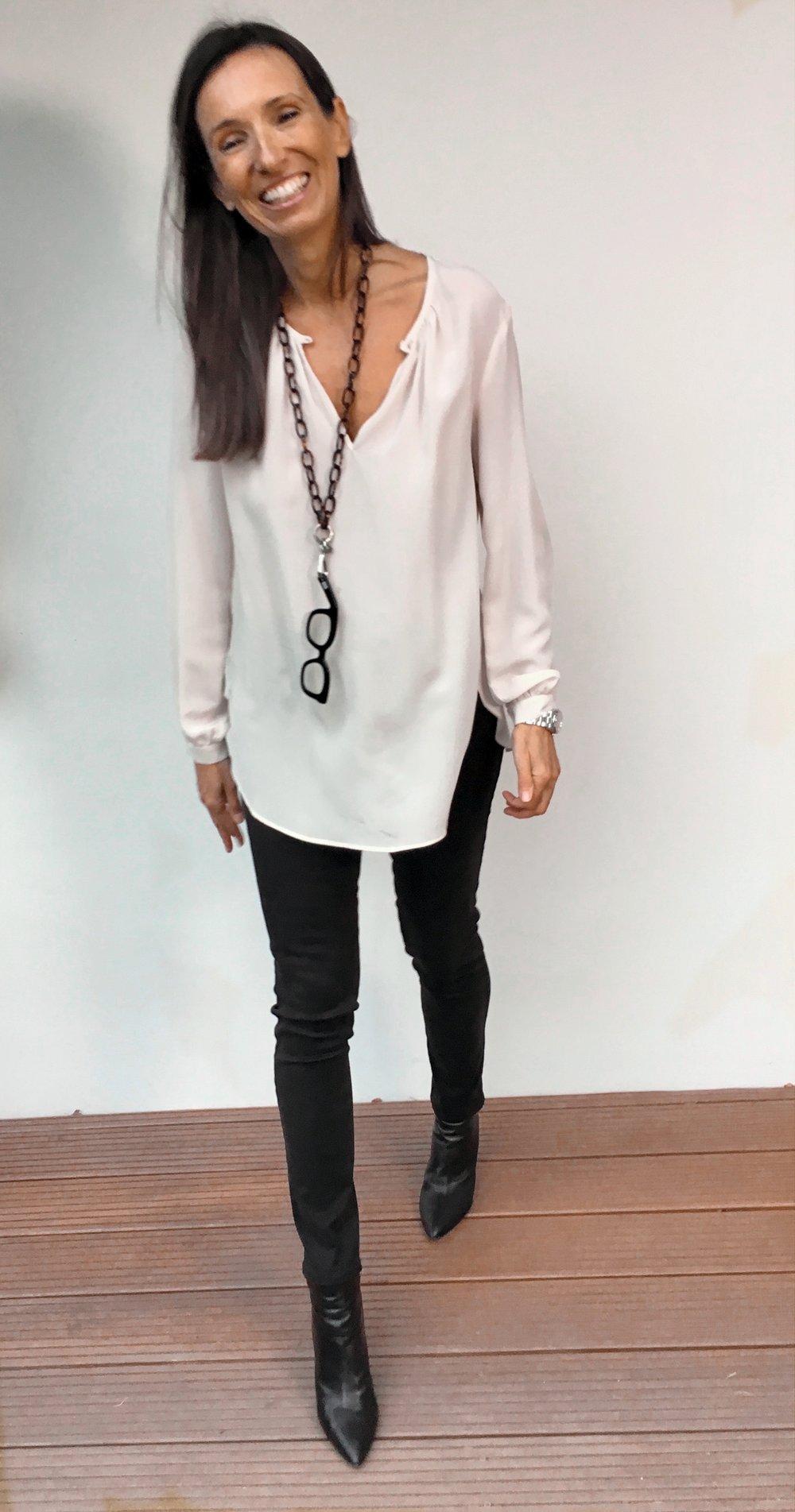 BeFifty Blog für Frauen über 50 Modetipps Blog für Frauen über 40 Lesebrille