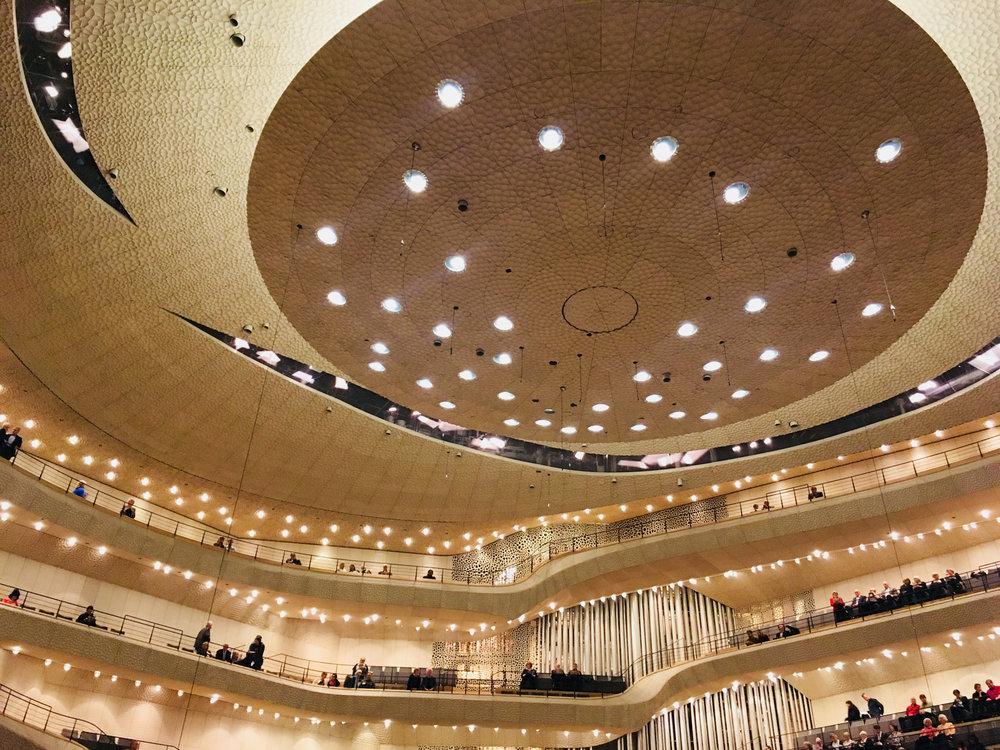 Elbphilharmonie Hamburg Reiseblog BeFifty