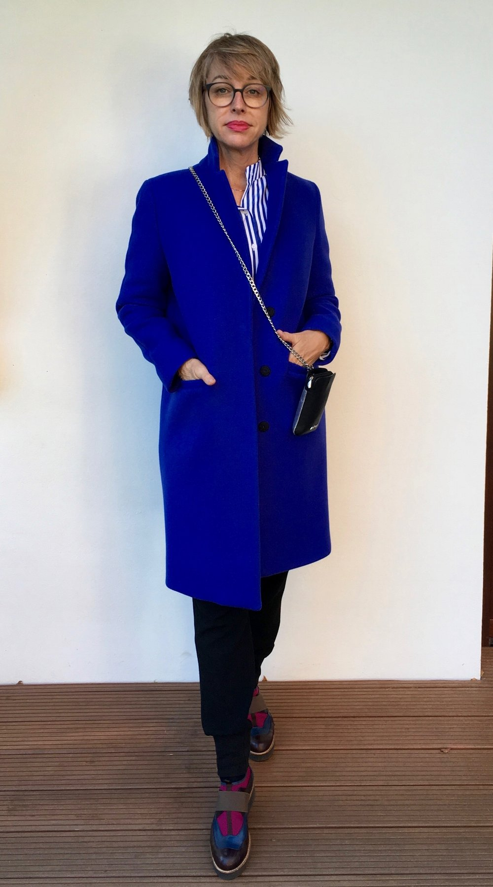 Mode für Frauen über 50 Blog Herbstmode BeFifty