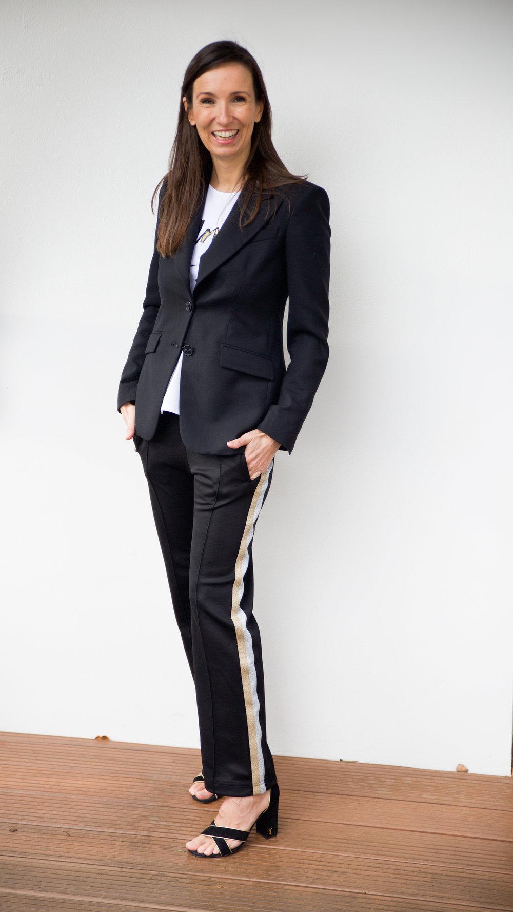 liv bergen befifty Lokk Jogpant Jogginghose Mode für Frauen über 50