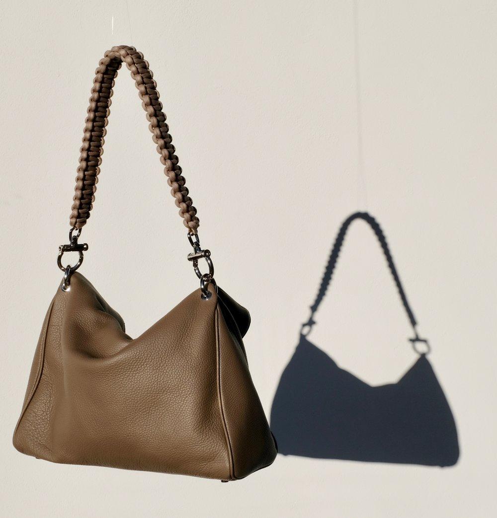 Naschbag BeFifty Modell Pam Taschen Blog für Frauen über 50