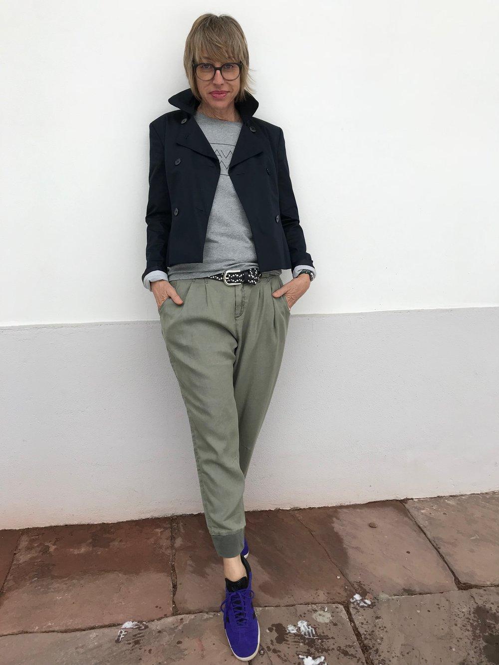 BeFifty Blog für Frauen über 50 Mode DAWN Jeans Fashionvideo