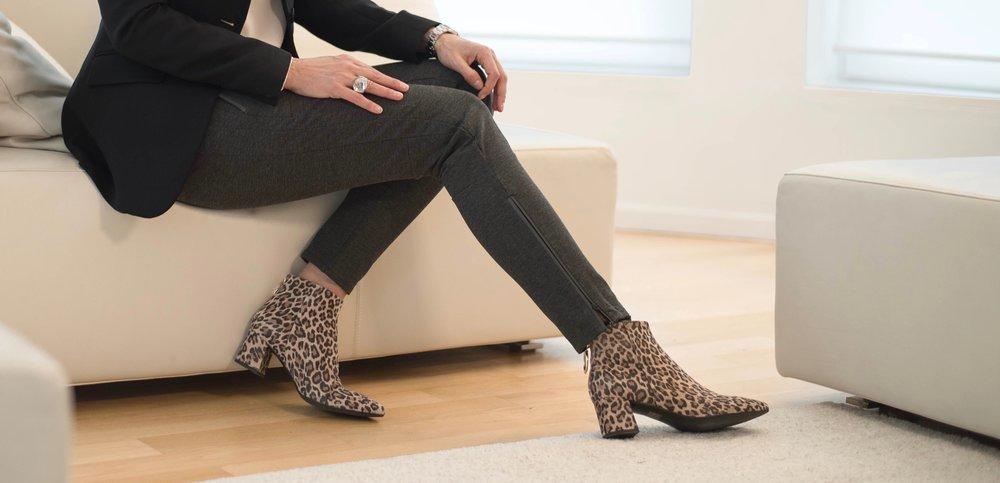 BeFifty Blog für Frauen DAWN DENIM HOSE Business Look Ü50