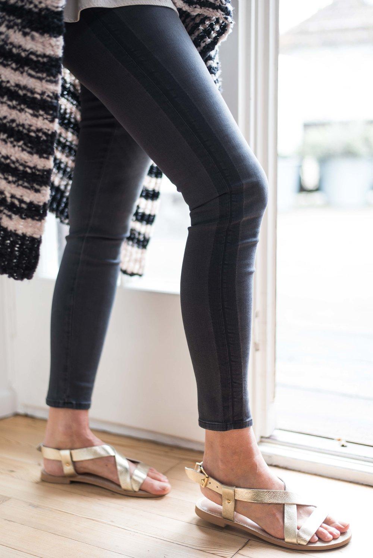 befifty Blog für Frauen über 50 Fashion DAWN Hose  Outfit