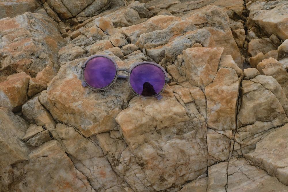 Sonnenbrille Talbot Runhof BeFifty Blog für Frauen über 50 Liv BErgen Sommerkleid