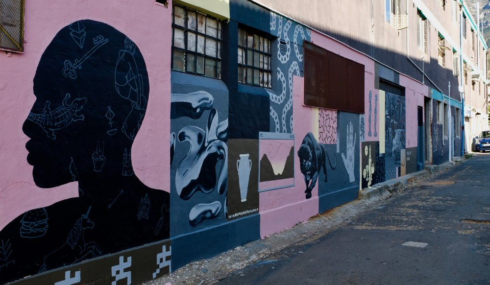 Woodstock Südafrika Kapstadt Reise blog BeFifty