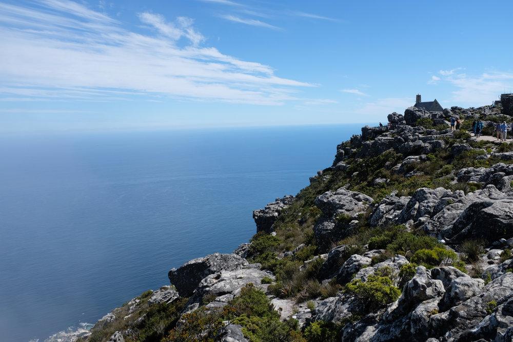 Tafelberg BeFifty Reiseblog Blog für Frauen über 50 Kapstadt Süd-Afrika