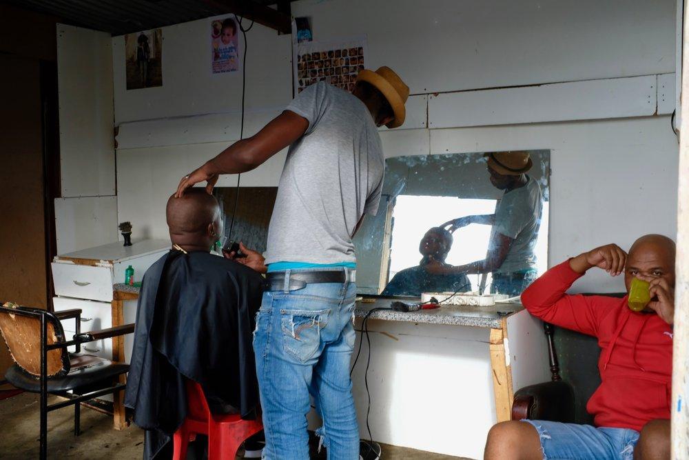 Kapstadt Süd Afrika Blog für Frauen über 50 Township