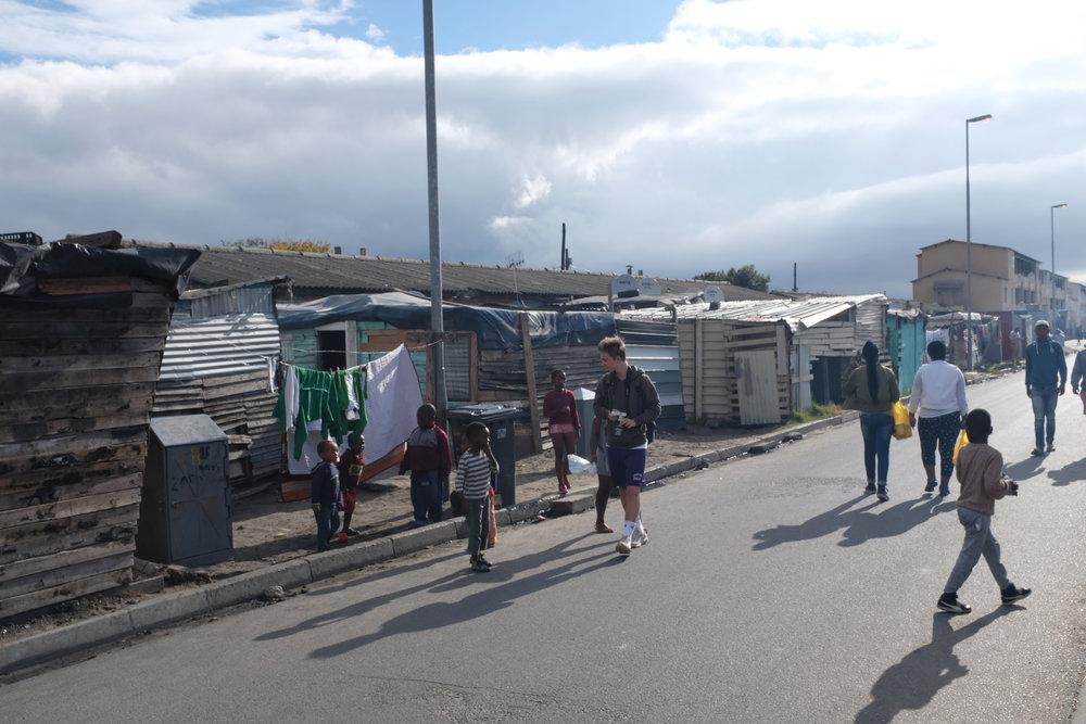 Kapstadt Südafrika Township BeFifty Blog für Frauen über 50