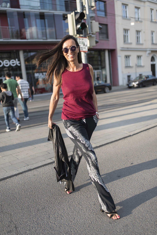 Karin Fraidenraij BeFifty Mode für Frauen über 50 Blog