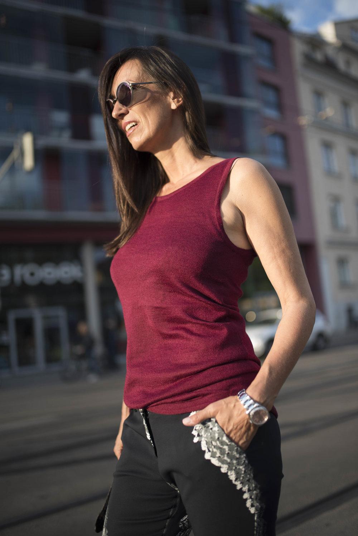 Karin Fraidenraij BeFifty Mode für Frauen über 50 Blog Beate Finken