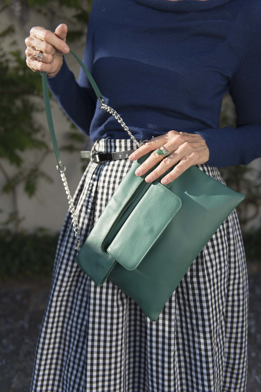 BeFifty Blog für Frauen über 50 fünfzig Karin Fraidenraij Naschbag Taschen