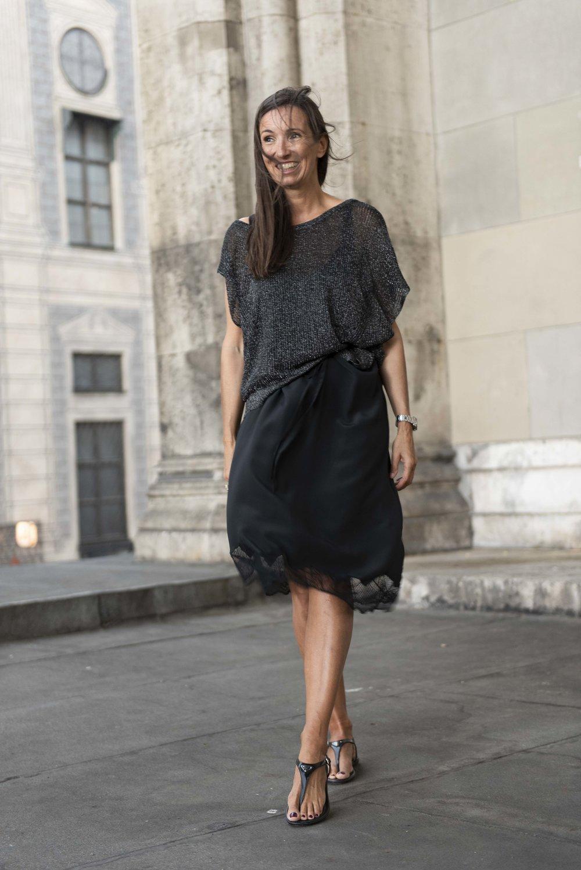 BeFifty Blog für Frauen über 50 Beate Finken Fashionweek 2018 ü50 Blogger