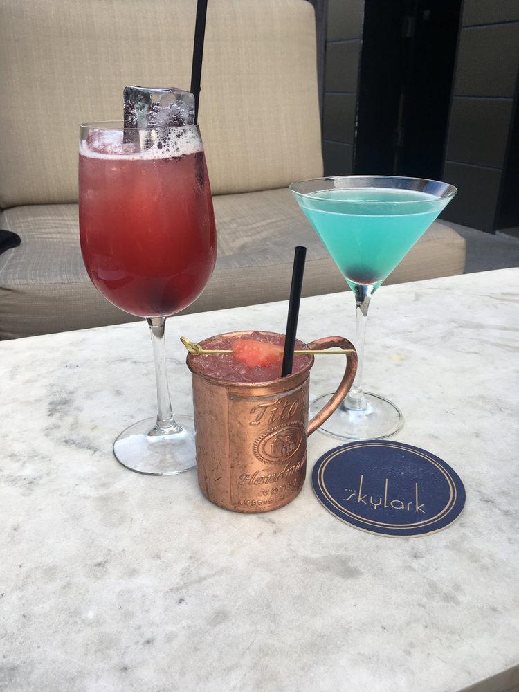 New York Tipps Bars Reisetipps Dachterrassen Blog für Frauen über 40 und 50 Beate Finken Blog F´BeFifty The Skylark New York