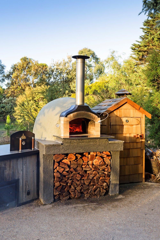 D105 Brick Oven - Benton Rise Farm - 1