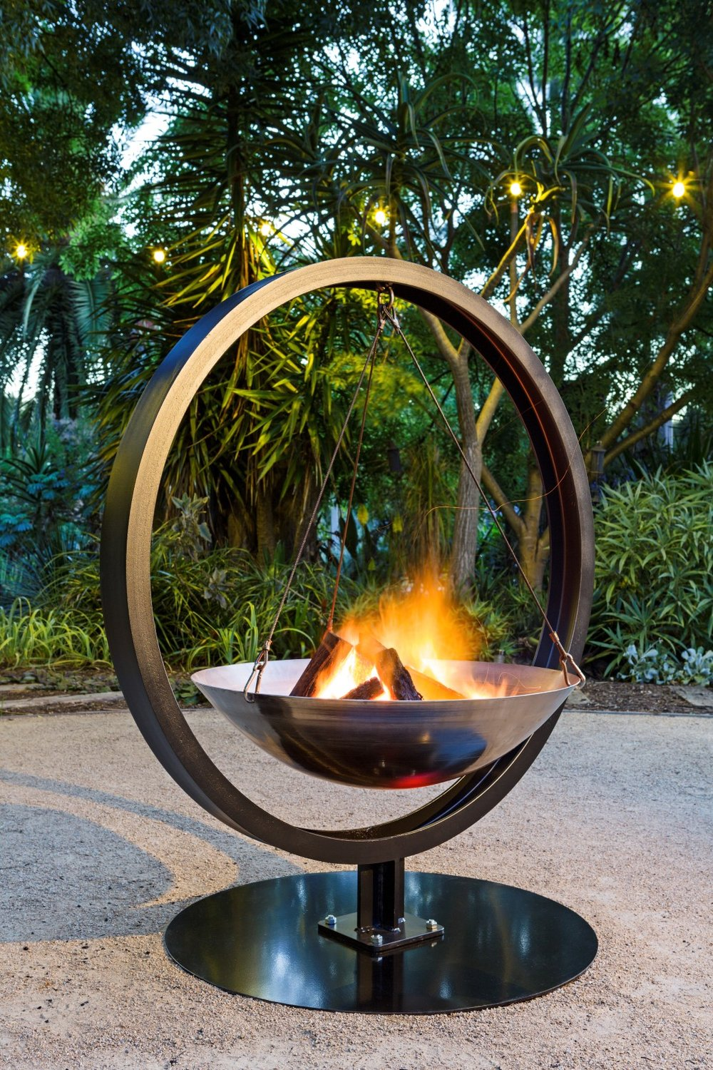 Ring of FirePit - Benton Rise Farm - 2