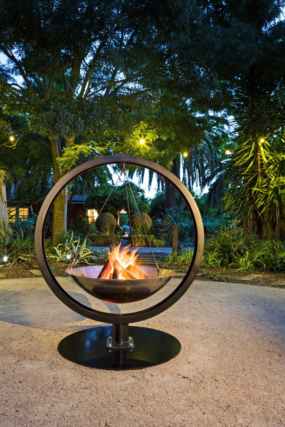 Ring of FirePit - Benton Rise Farm - 3