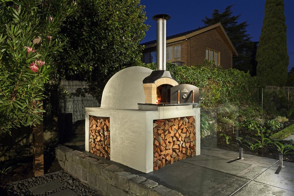 D105 Brick Oven - Alistair - 1