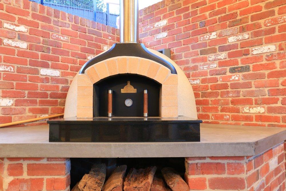 D95 Brick Oven - Brad - 13