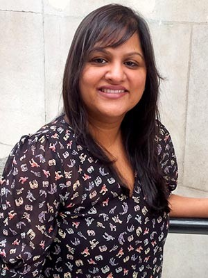 Shivani Pala - Head of Research
