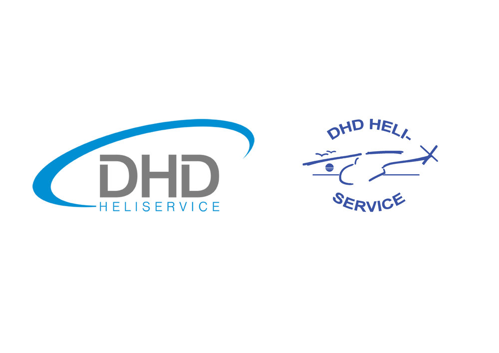 Unser neues (links) und altes (rechts) Logo.