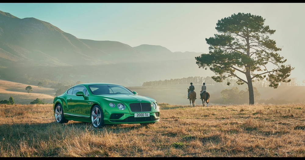 BENTLEY 2016 CONTINENTAL GT