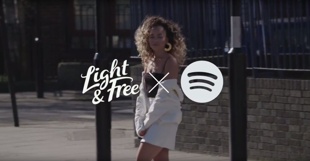 Light & Free x Spotify Gig Highlights