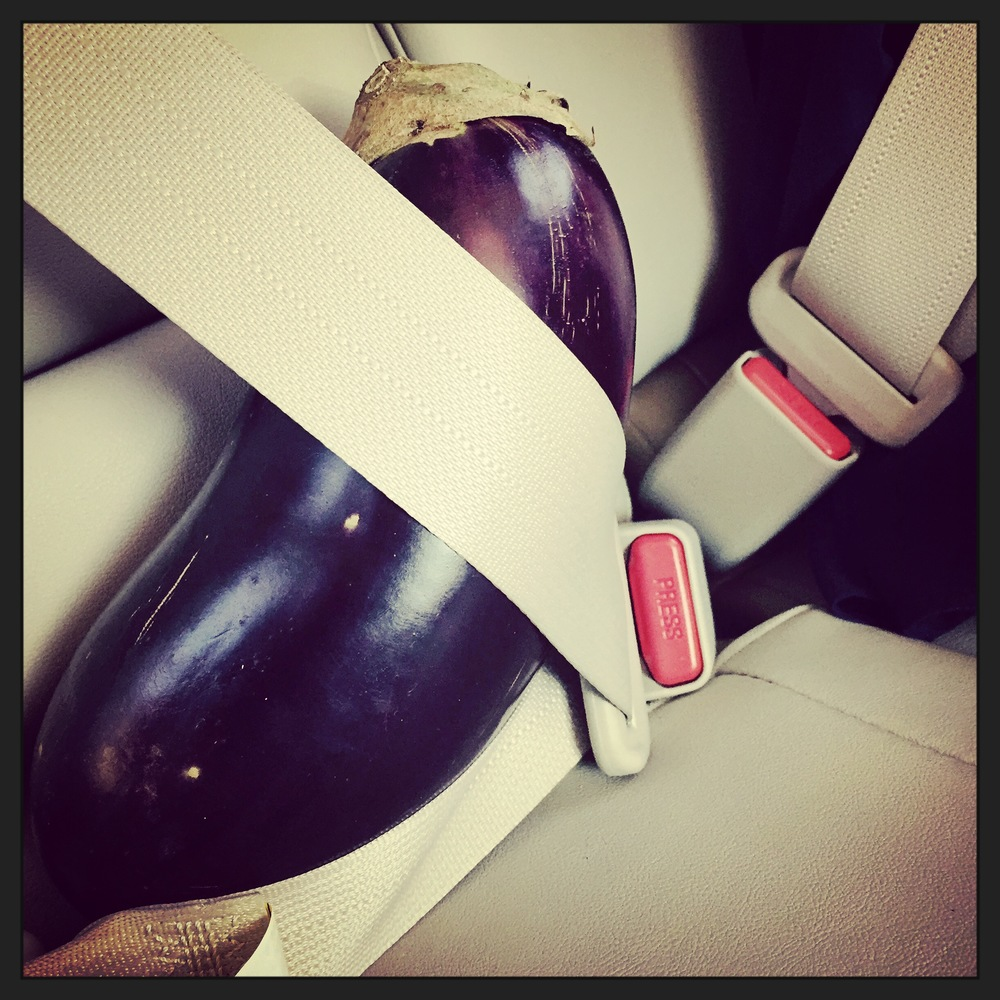 Even vegetables travel safe with us!