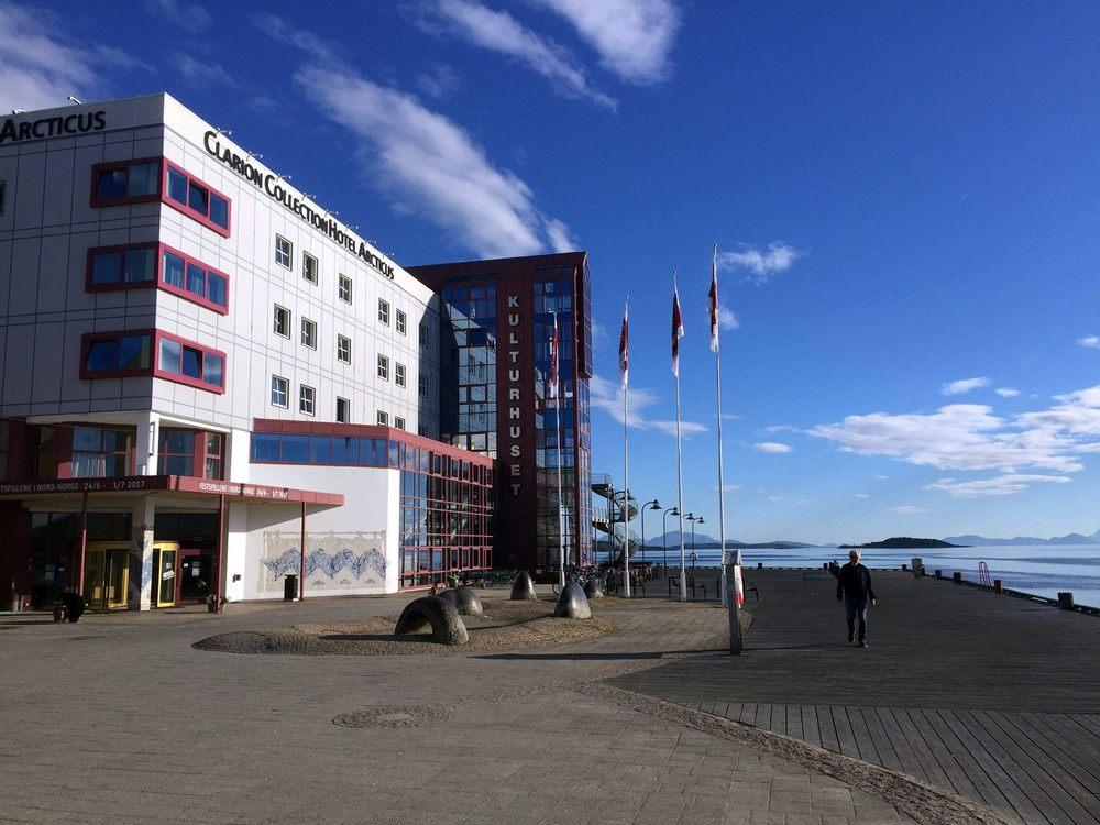 Mange vil til Harstad og junior-NM, og hotellene i byen begynner på bli fylt opp