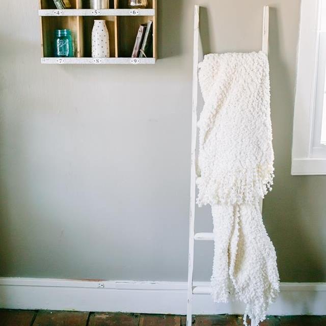 Rustic, Handmade Ladders