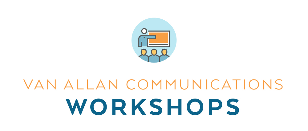 Van Allan Communications Workshops