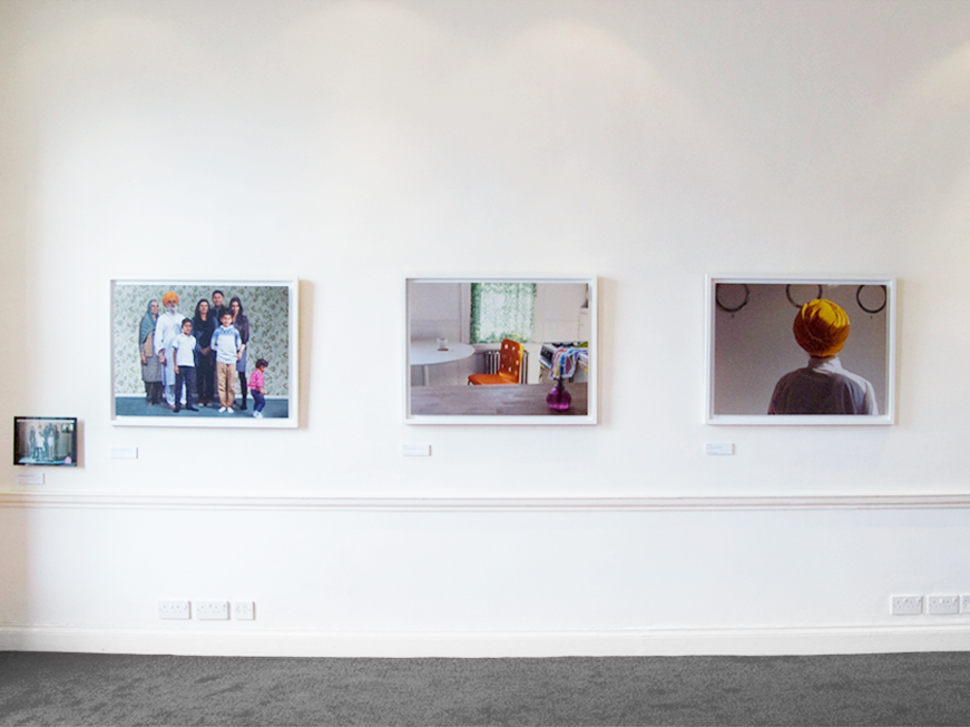 PhotoIreland,  'Migrations: Diaspora & Cultural Identity', 2012  Little Museum of Dublin   A View Is Where We Are Not  2012