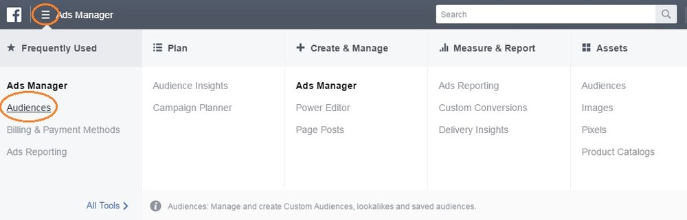 How To Create Saved Audience for Facebook Ads - Singapore