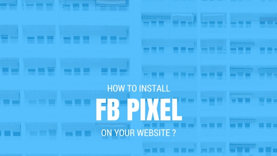 How to install Facebook pixel - Singapore