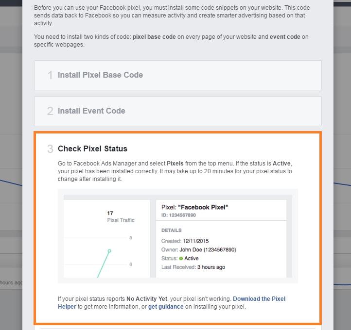 Facebook Pixel Status Check - Singapore