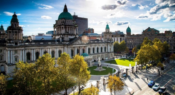 Belfast City Hall is a Victorian masterpiece located in the heart of the city. (Image Credit:  Belfast City Council )