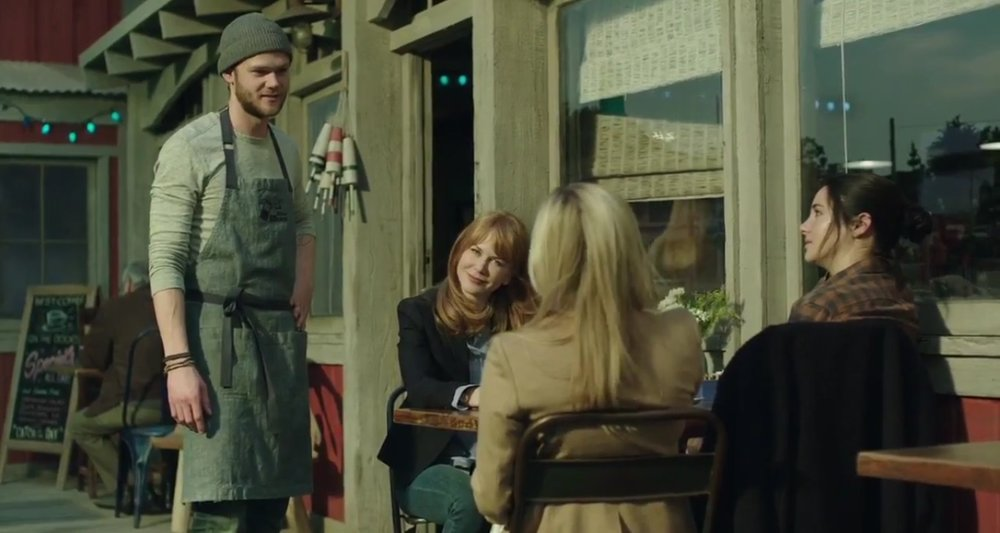 Celeste, Madeline, and Jane, performing friendship through daily rituals. (Image Credit:  IMDb )