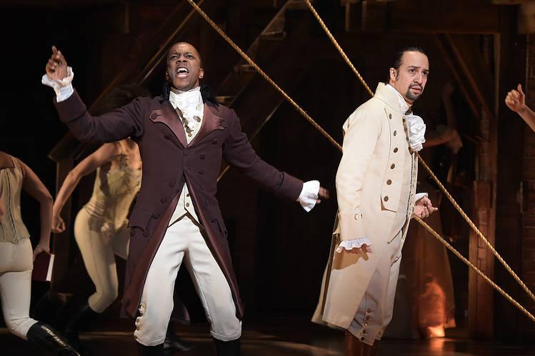 Aaron Burr & Alexander Hamilton.Image Credit: WSJ