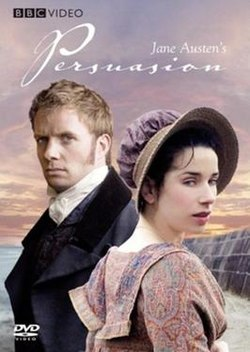 Rupert Penry-Jones as a swoon worthy Captain Wentworth. Image Credit:  Wikipedia