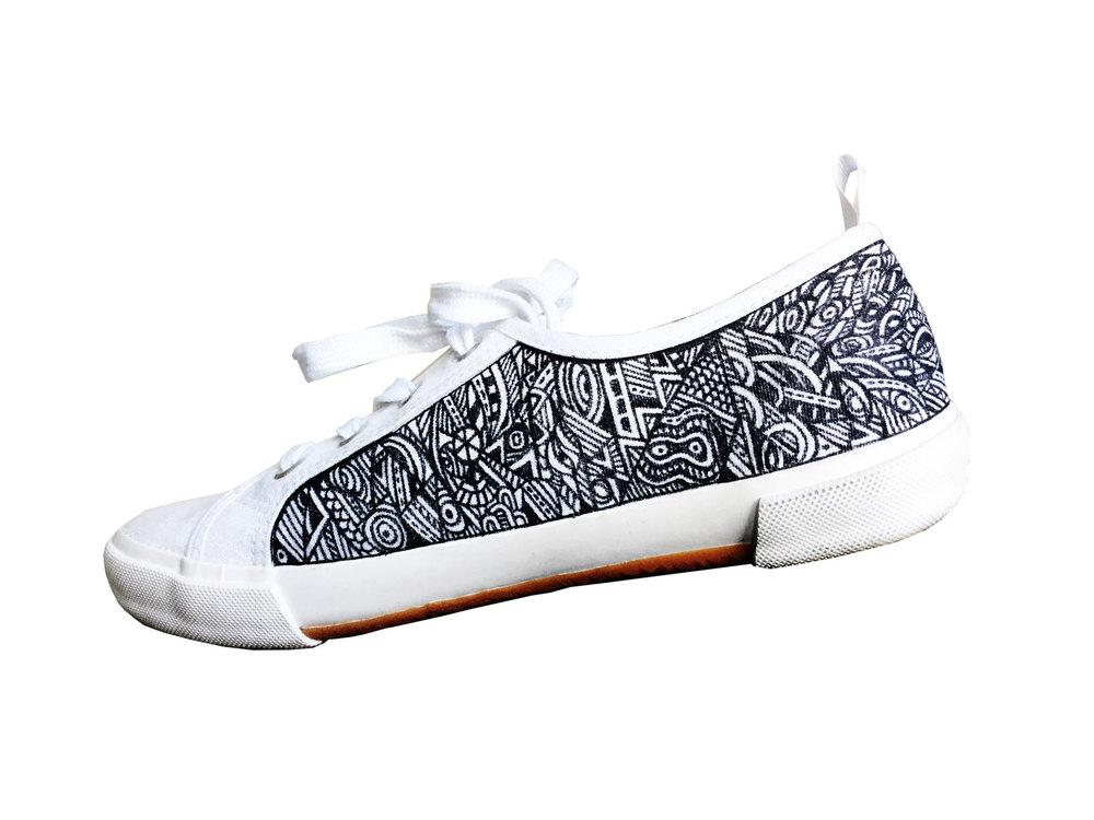 Do love me? Wear my kicks!! #2