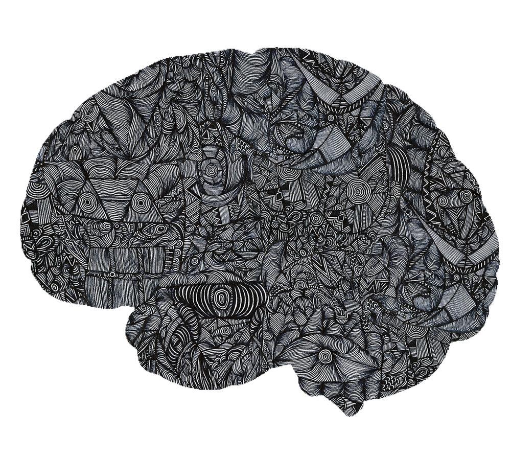 Eat my brain. Eat my imagination.