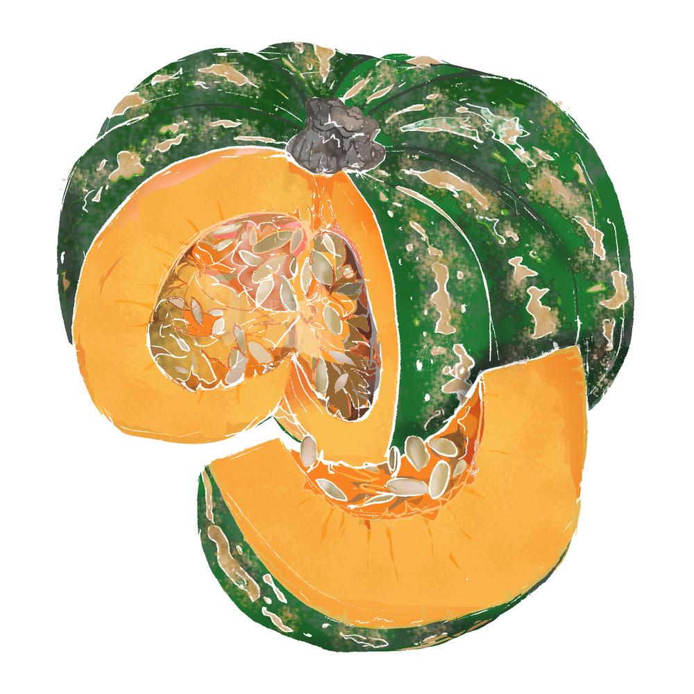 P -  Pumpkin