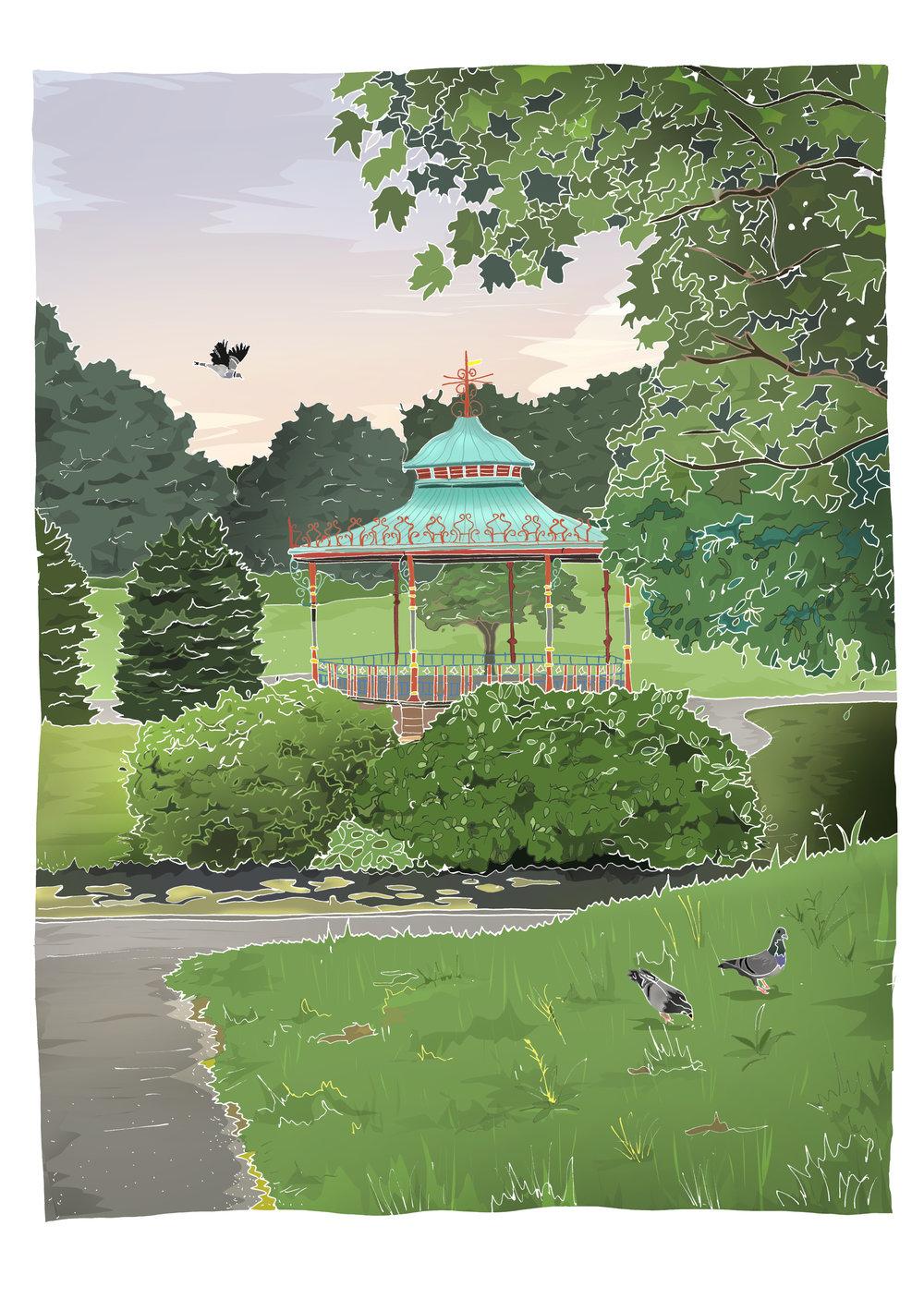 Sefton Park Pagoda