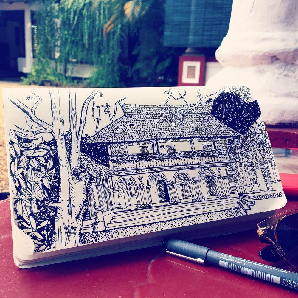 Theravadu Heritage House, Kumarakom