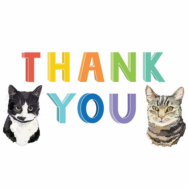 My favourite month is over 😢but it also means I have good news 🙂 Thank you so much everyone that bought from my stall @popuppalmhouse or from my Etsy shop in the month of April! 🙌🏼 As you may have seen I will be donating 10% of sales to the Liverpool Cat Welfare rescue centre, this is where we adopted Alfie and pixie. Today I donated (with gift aid) £78 so thank you lovely people for supporting my business as well as the cats! 🐈🐈